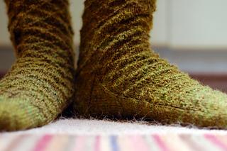 Gentleman's Lozenge Socks