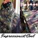 Knitwits Impressionist Cowl pattern