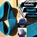 Knitwits CrossFit Headband pattern