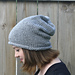 Simple Slouch Hat pattern