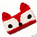 Red Fox Phone Cozy pattern