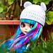 Blythe Bear Hat pattern