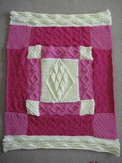 Heirloom Baby Blanket (cont.)