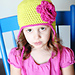 Basic Beanie and Beanie Earflap Hat Patterns pattern