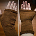 Silhouette Mitts pattern