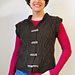 Squishy Cabled Vest pattern