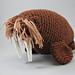 amigurumi walrus pattern