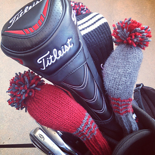 Ravelry Basic Golf Club Head Cover Driver Or Putter Pattern By Sheila Toy Stromberg