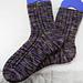 Maurandya Socks pattern