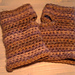 Continuous Round Fingerless Gloves pattern