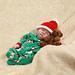 Preemie Baby Santa Hat pattern