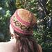 Curly Yurt Hat pattern