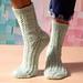Flurry Feeling Socks pattern