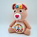 Hippy Bear, the Don't Care Bear pattern