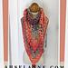 Horizon Crochet Shawl pattern