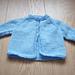 Cynthia's hand knit baby jacket pattern