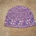 Suzie's Lotsa Beads Beanie - Child's pattern
