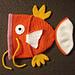 Karpe Diem: Useless Goldfish Monster Hat pattern