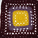Bright and Cheery Square pattern