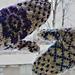 Winterflower mittens pattern