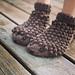 Hedgehog slippers pattern