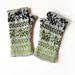 wild rose mitts pattern