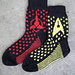 Star Trek Socks pattern