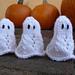 Little Ghosts pattern