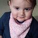 Baby Bandana Bib pattern