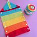 Promises Rainbow Baby Sleep Sack pattern