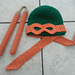 Ninja Turtle Hat/Mask pattern