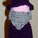 Wizard Egg Cosy pattern