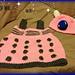 Dalek Baby Costume pattern