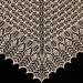 Crinoline Lace Shawl pattern