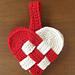 danish heart pattern