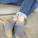 Hartland Slipper Socks pattern