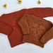 Sweet Maple Sweater pattern
