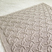 Mariele's Cable Lace Blanket pattern