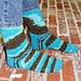 Caribbean Chocolate Socks pattern