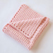 Cozy Clusters Baby Blanket pattern
