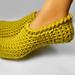 Goldie Crochet Slippers pattern