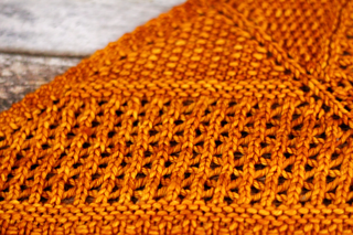 Cell Stitch Lace Right Side