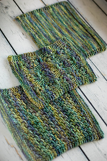 Swatch Recipes Are Included With The Pattern