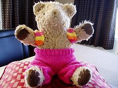 aladdin teddy front