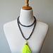 Tassel Necklace pattern
