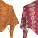 Cheri Chevron Shawl pattern