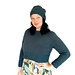 Pop Crop Sweater pattern