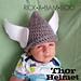 Thor Helmet pattern