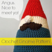Cute Crochet Gnome pattern