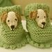 Doggie Slippers pattern